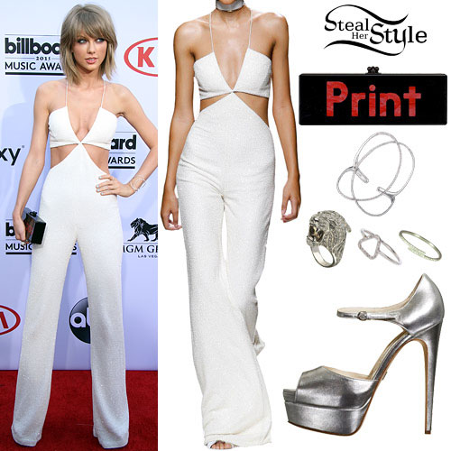 Taylor Swift: 2015 BBMAs Outfit