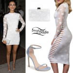 Victoria Justice: 2015 ElleWIM Outfit