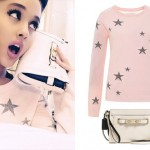 Ariana Grande: Star Print Sweater