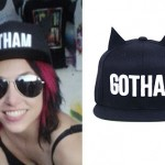 Ariel Bloomer: Batman 'Gotham' Hat
