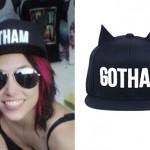 Ariel Bloomer: Batman 'Gotham' Hat