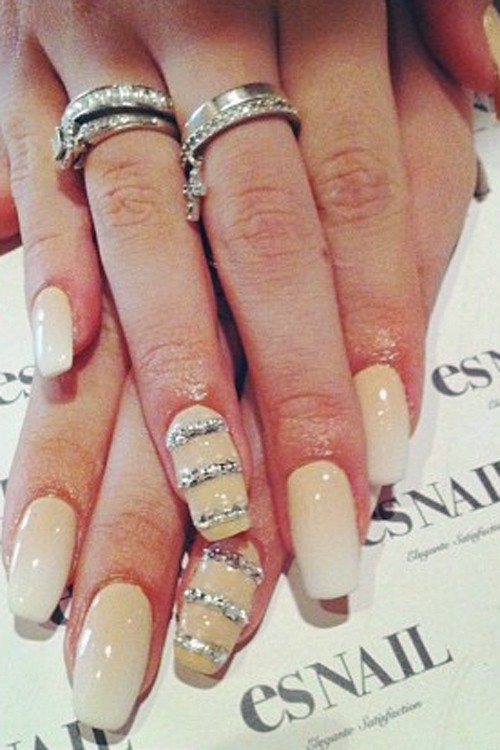 99 Celebrity Nail Art Photos with Ombré | Page 5 of 10 | Steal Her ...