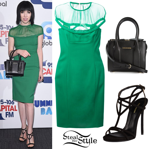 Carly Rae Jepsen at the Capital FM Summertime Ball. May 6th, 2015 - photo: AKM-GSI