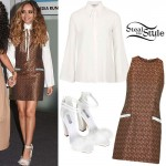 Jade Thirlwall: 2015 Summertime Ball Outfit