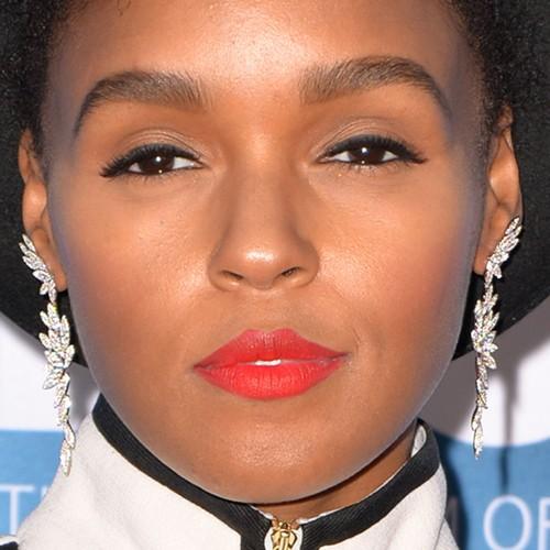 Janelle Monae S Makeup Photos