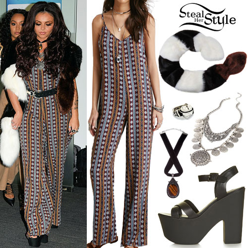 Jesy Nelson: 2015 Summertime Ball Outfit
