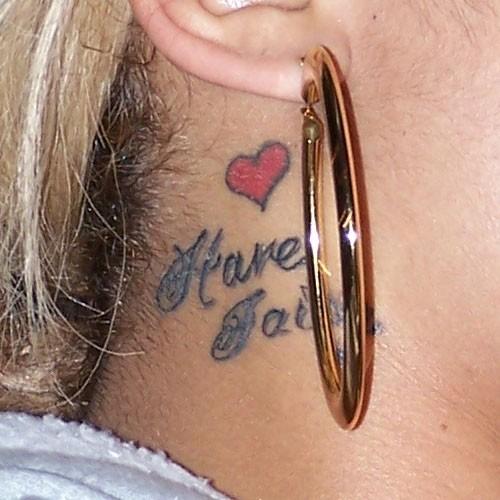 Keyshia Cole s 11 Tatt...