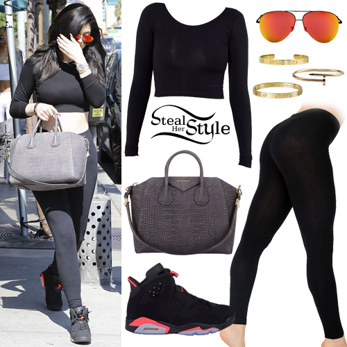 Kylie Jenner Clothes Outfits Page 17 Of 18 Steal Her Style