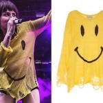 LIGHTS: Smiley Face Sweater