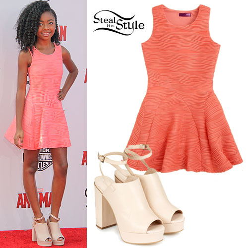 Skai Jackson Clothes Outfits Steal Her Style