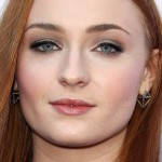 Sophie Turner attends The Special Screening of  'Barely Lethal' in Los Angeles