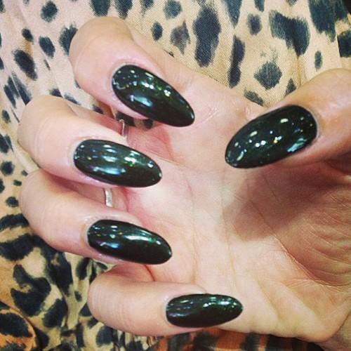 Vanessa Hudgens Nail Polish & Nail Art | Steal Her Style Vanessa Hudgens Nails