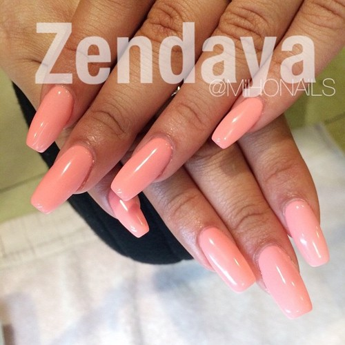 Zendaya Long Nails 24