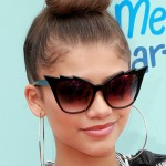 LOS ANGELES - JUN 14:  Zendaya Coleman at the Children Mending H