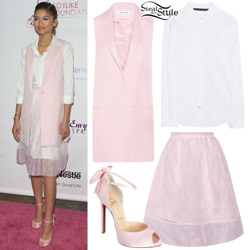 Zendaya Coleman at the LadyLike Foundation 7th Annual Women Of Excellence Scholarship Luncheon. June 13th, 2015 - photo: BigStock