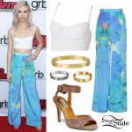 Amanda Steele: Watercolor Trousers