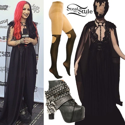 Ash Costello: 2015 APMAs Outfit