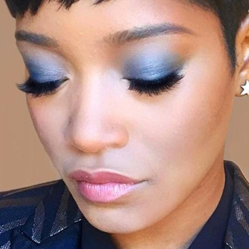 keke palmer makeup steal her style
