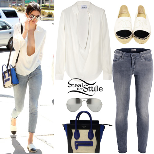 Kendall Jenner Clothes Outfits Page 5 Of 6 Steal Her Style Page 5