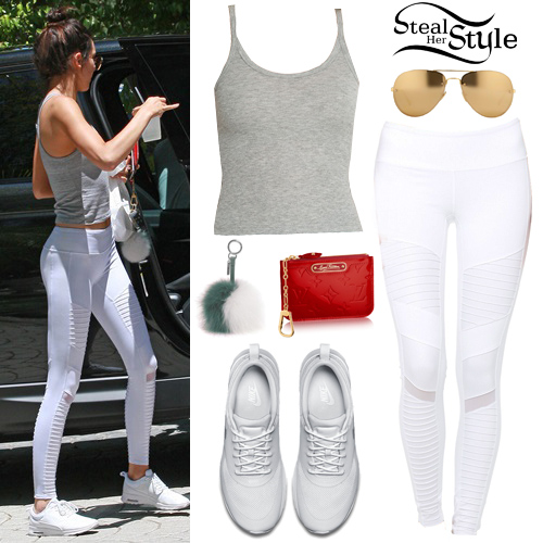 58a27e9db8045 Kendall Jenner leaving a friend's house in Beverly Hills, California. July  17th, 2015