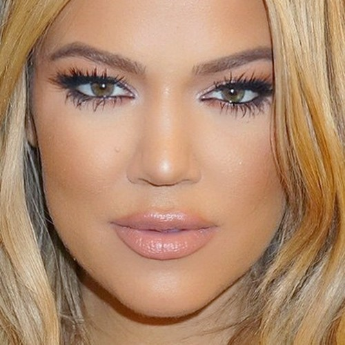 Khloe kardashian eye makeup