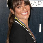 Lea Michele attends The 12th Annual Inspiration Awards in Los Angeles