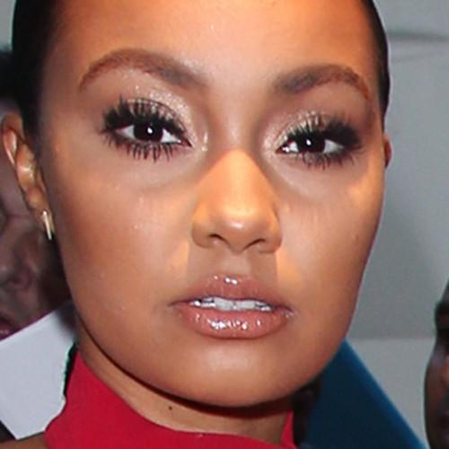 Leigh-Anne Pinnock Makeup: Black Eyeshadow, Taupe