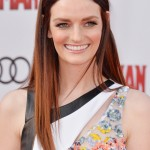 Lydia Hearst at the world premiere of 'Ant-Man' at the Dolby Theatre in Los Angeles