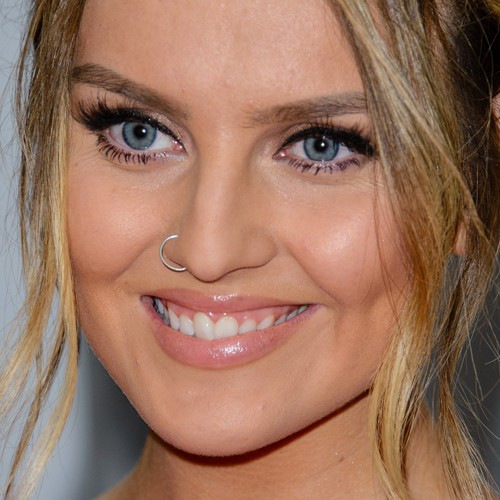 Perrie Edward Eyes Perrie Edwards at The 2015