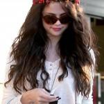 Selena Gomez goes Boho Chic in Tarazana