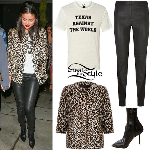 Selena Gomez leaving The Nice Guy Nightclub. July 18th, 2015 - photo: AKM-GSI