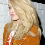 Sky Ferreira seen at Chateau Marmont in Hollywood