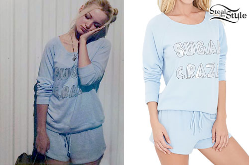Dove Cameron: 'Sugar Craze' Pajamas