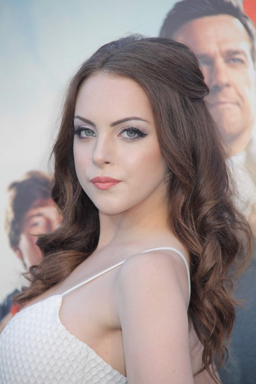 Elizabeth Gillies Hairstyles Amp Hair Colors Steal Her Style
