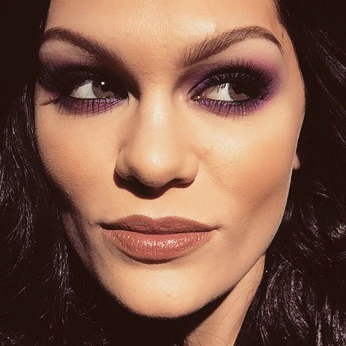 J.a Cosmetics Jessie J Makeup: Purpl...