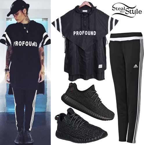 Kehlani Clothes Amp Outfits Steal Her Style