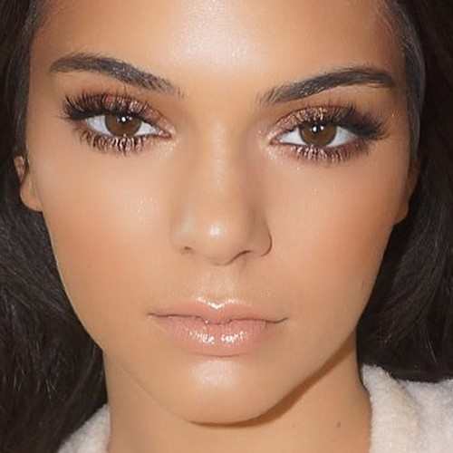 Kendall Jenner Makeup Bronze Eyeshadow Brown Eyeshadow