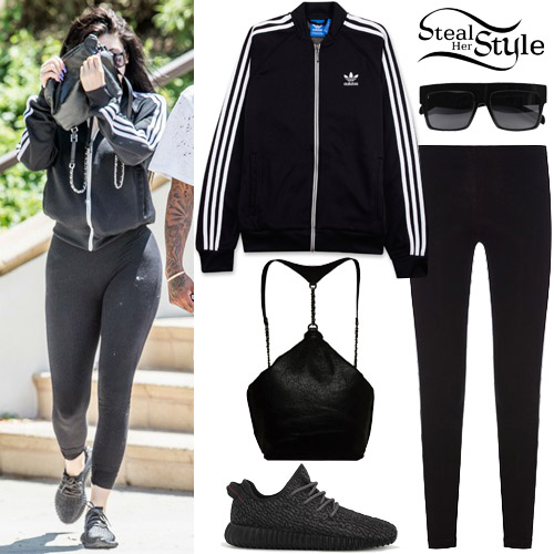 Kylie Jenner and Tyga at Marmalade Cafe. August 22th, 2015 – photo ...