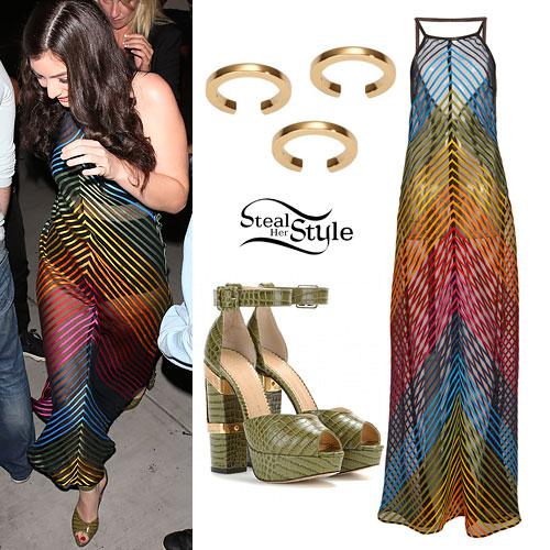 Lorde: 2015 MTV VMAs Outfit