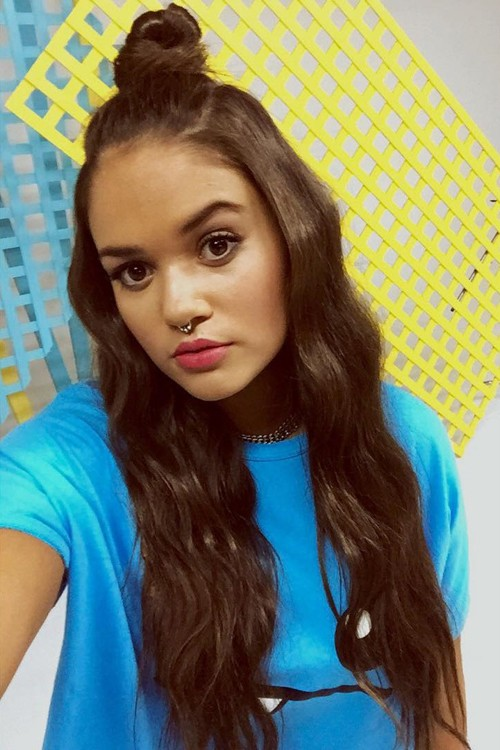 madison pettis 2017 with straight hair - photo #19
