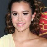 "LOS ANGELES - JUL 24:  Megan Nicole at the ""Descendants"" Premier"
