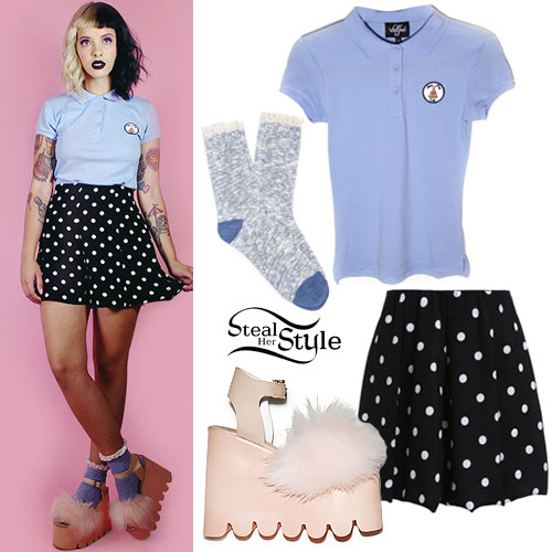 Melanie Martinez S Clothes Amp Outfits Steal Her Style