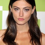 Phoebe Tonkin at the CW Network's New York 2015 Upfront Presentation at The London Hotel in New York City