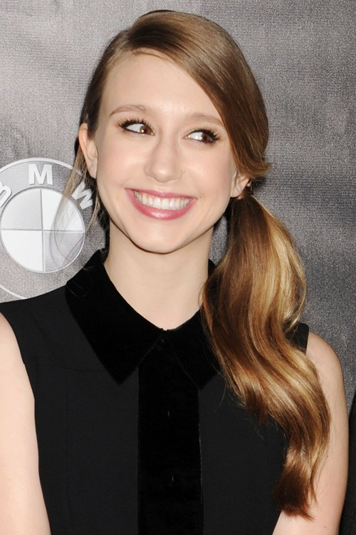 Taissa Farmiga; Todd Strauss-Schulson at 'The Final Girls' screening ...