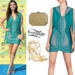 Victoria Justice: 2015 Teen Choice Awards Outfit