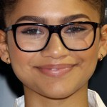 Disney actress Zendaya launches her brand new shoe collection 'Daya' during Magic Convention in Las Vegas
