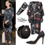 Zendaya: Vivienne Westwood Outfit