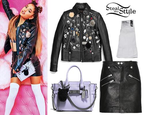 baac6a1336 Ariana Grande for Vogue Japan - photo  ariana-news