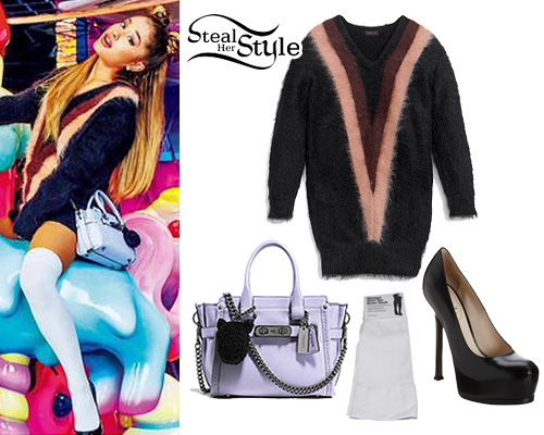 Ariana Grande for Vogue Japan - photo: ariana-news