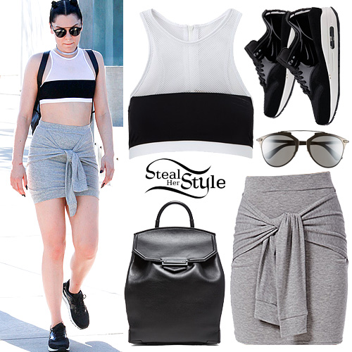 Jessie J out & about in Melrose Avenue, September 20th, 2015 - photo: AKM-GSI